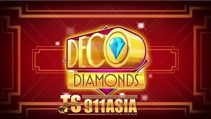 Deco Diamonds Deluxe ความร่ำรวยจาก Microgaming - หมวดหมู่: ไม่มี