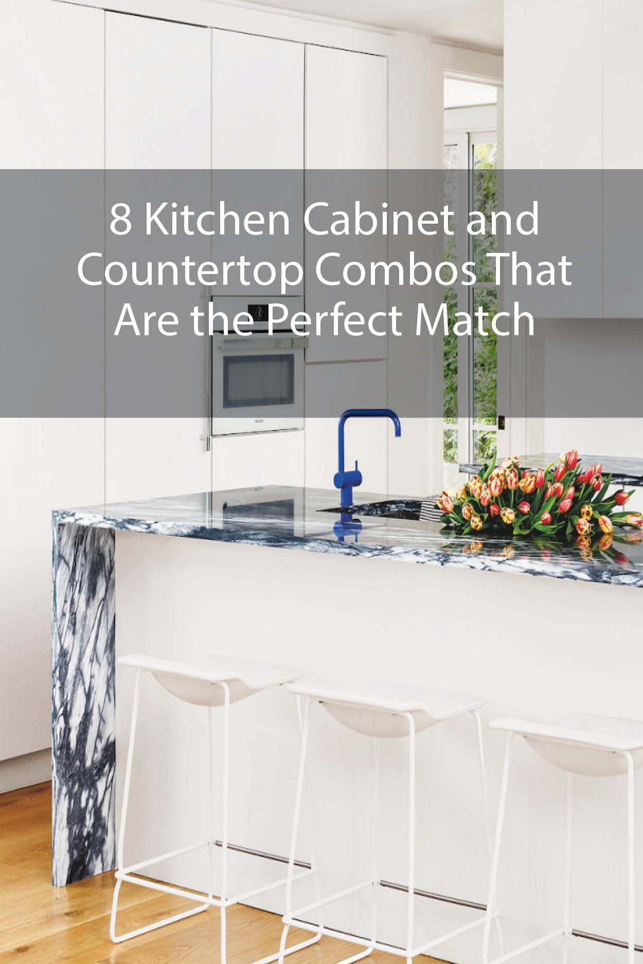 8 Kitchen Cabinet And Countertop Combos That Are The Perfect Match In 2020 Kitchen Cabinets And Countertops Cabinets And Countertops Countertops