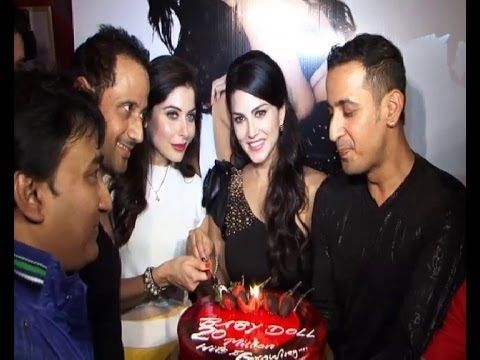 Sunny Leone At The Success Party Of Baby Doll Song Sunny Leone