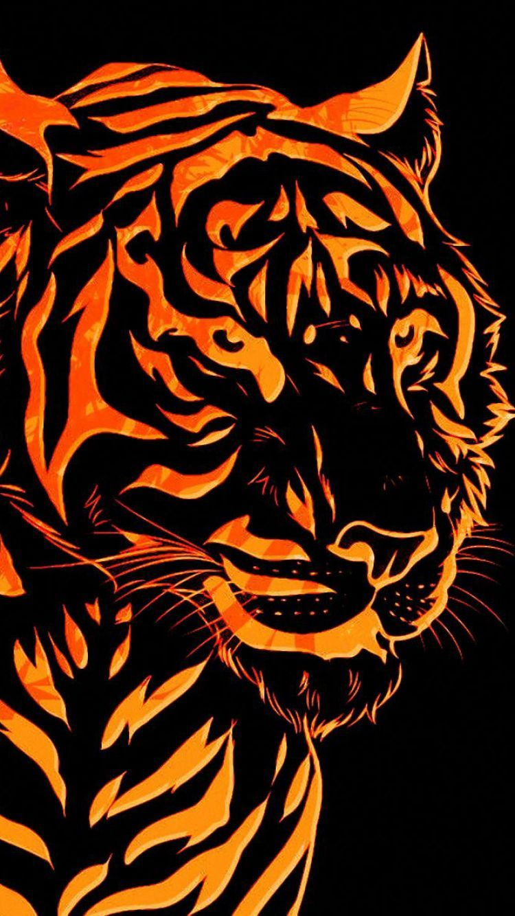 download graph, tiger wallpapers, line backgrounds hd wallpapers