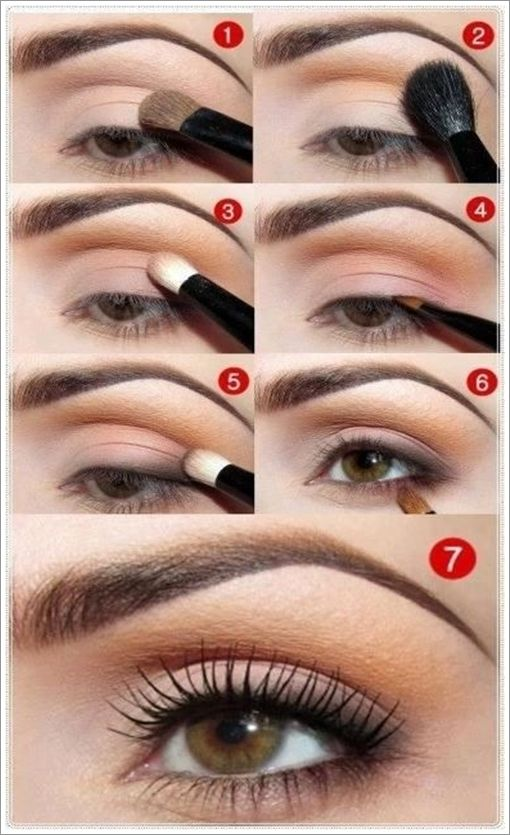 useful make up augen nat rliche augen und braune augen schminken