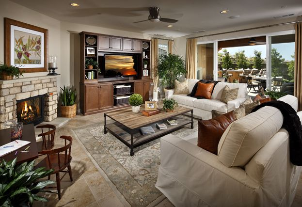 Living Space At Carleton By Standard Pacific Homes Location