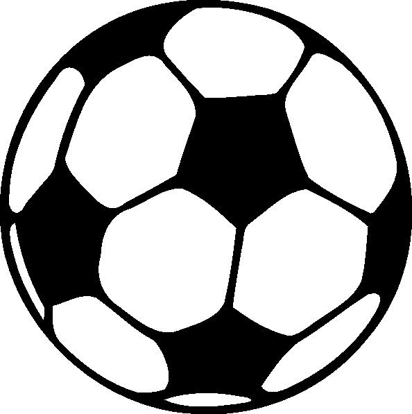 image regarding Printable Football Pictures named Totally free Printable Soccer Stencils - ClipArt Great Stencils