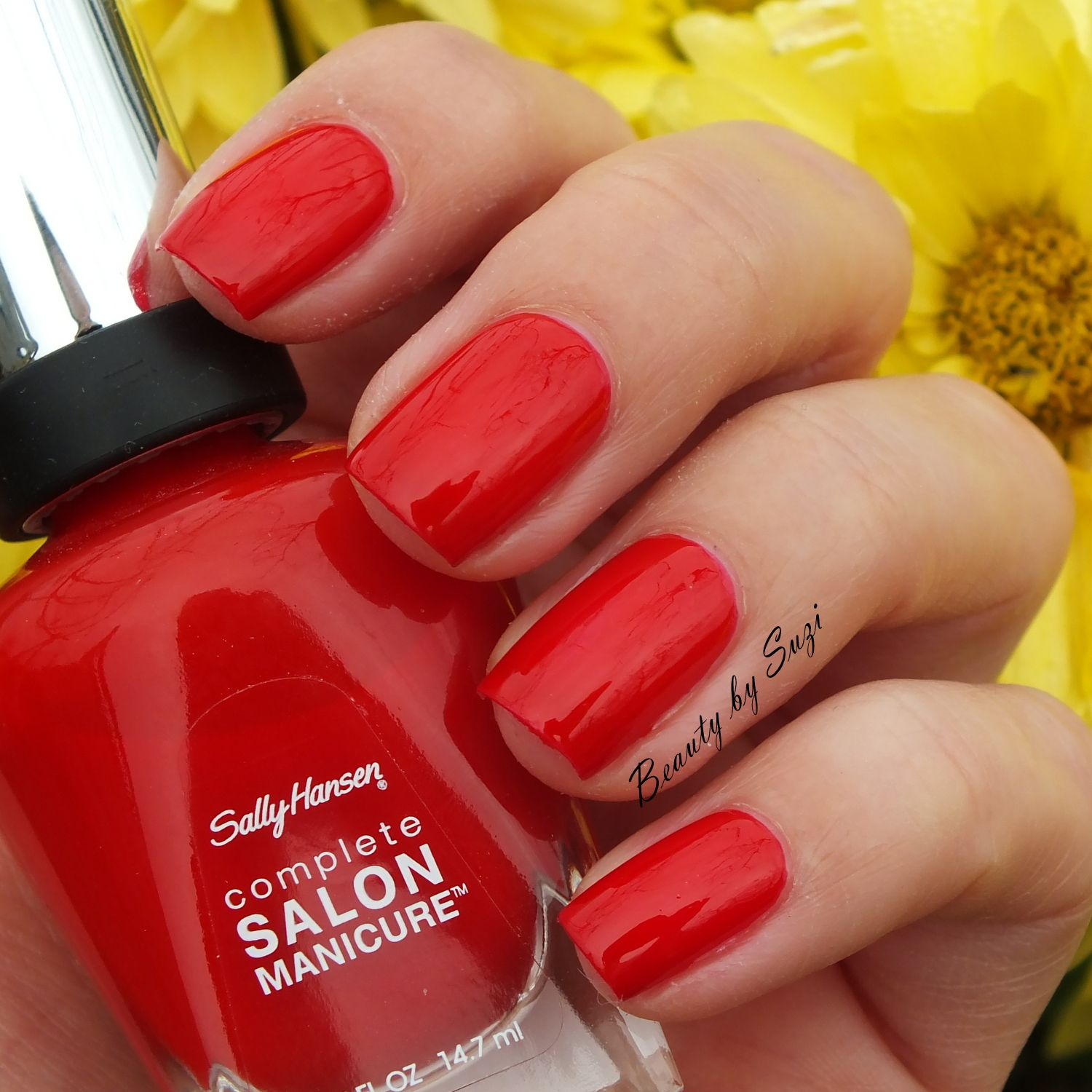 Sally Hansen Complete Salon Manicure, 570 Right Said Red