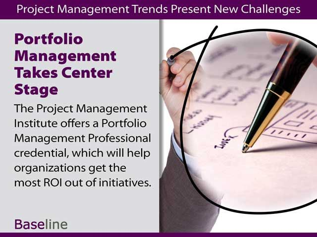 Project Management Trends Present New Challenges Project