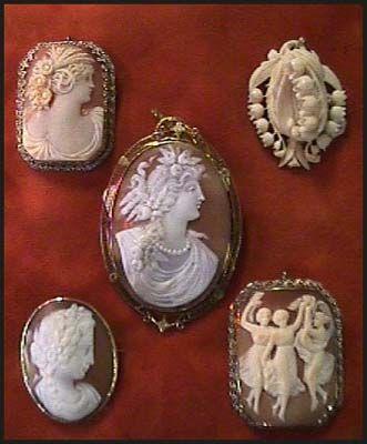 Images Of Antique Cameos Fine Quality