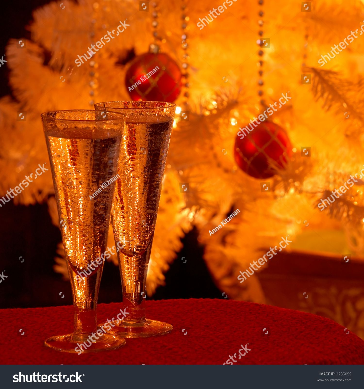 Holiday Cheer Two Glasses Of Wine In Front Of The Lighted Christmas Tree In The Evening Ad Ad Glasses Wine Holiday In 2020 Holiday Cheer Holiday Wine Holiday