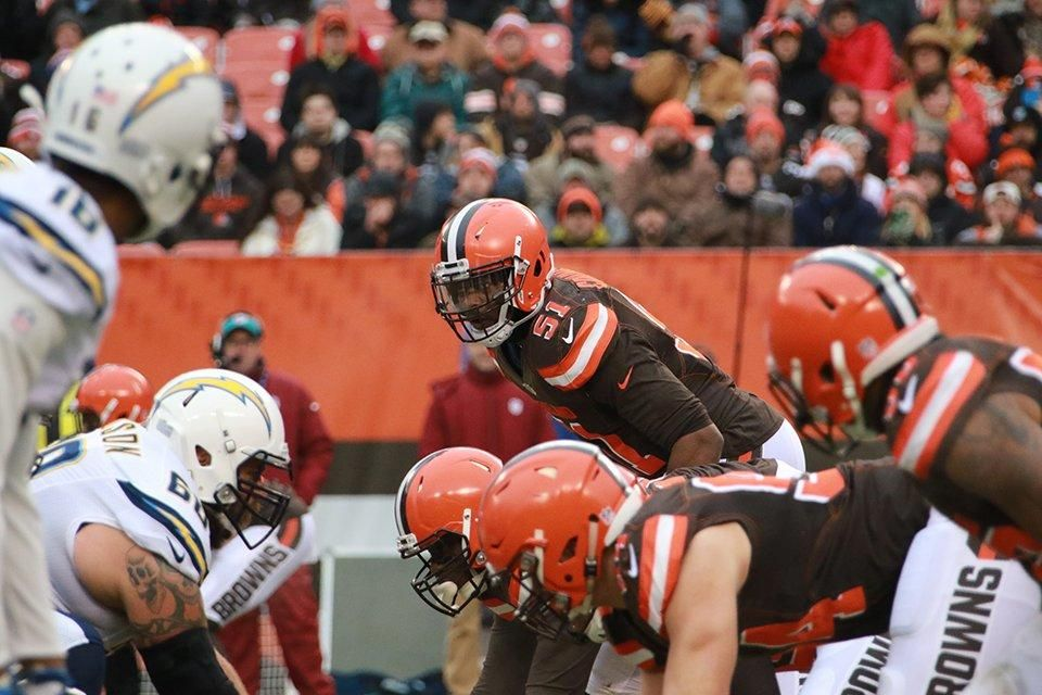 Photos: Browns vs. Chargers