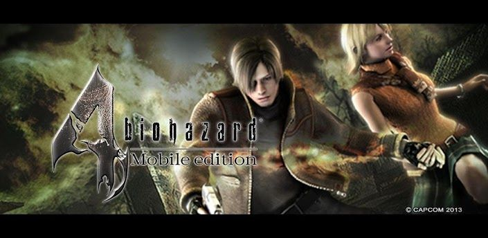 Download BioHazard 4 Mobile Resident Evil 4 (English Version