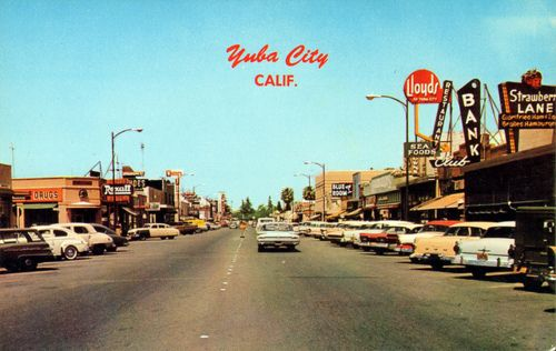 Yuba City California Yuba City Ca Old Photograph Yuba City California Yuba City