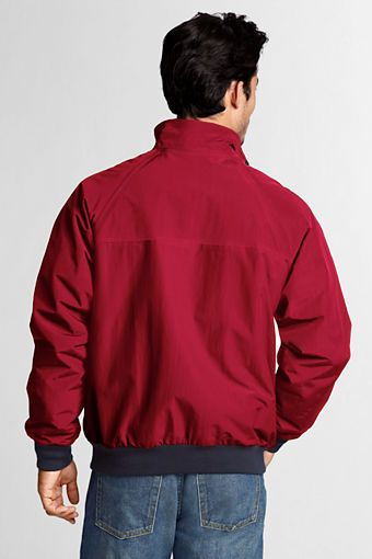 Finishline Online Womens Petite Lightweight Squall Coat - 8 - RED Lands End Cheap Online Store Manchester Cheap Sale Fast Delivery Free Shipping High Quality Discount Cheapest 95EseZEg5g