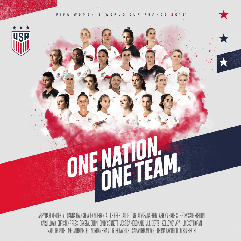 U S Soccer Wnt On Twitter World Cup Teams Women S World Cup Fifa Women S World Cup