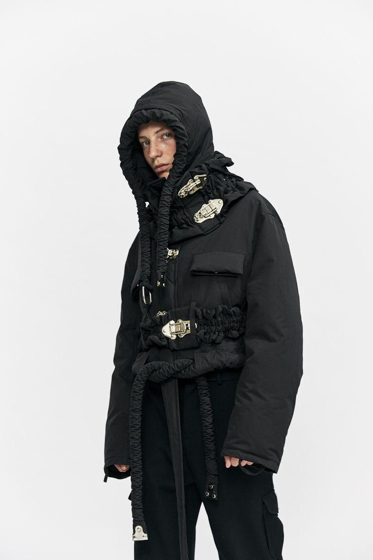 Craig Green Down Filled Workwear Short Coat Autumn Winter 17