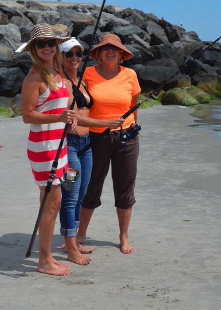 The Girls...Jersey Shore