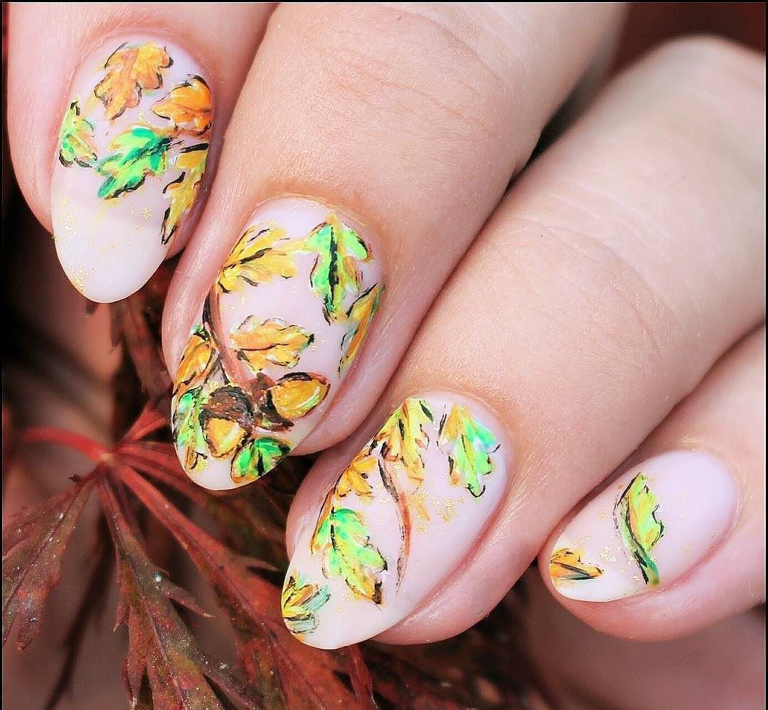 Autumn 2017 Nail Art Compilation - Best Fall Nails Ideas Fall 2017 ...