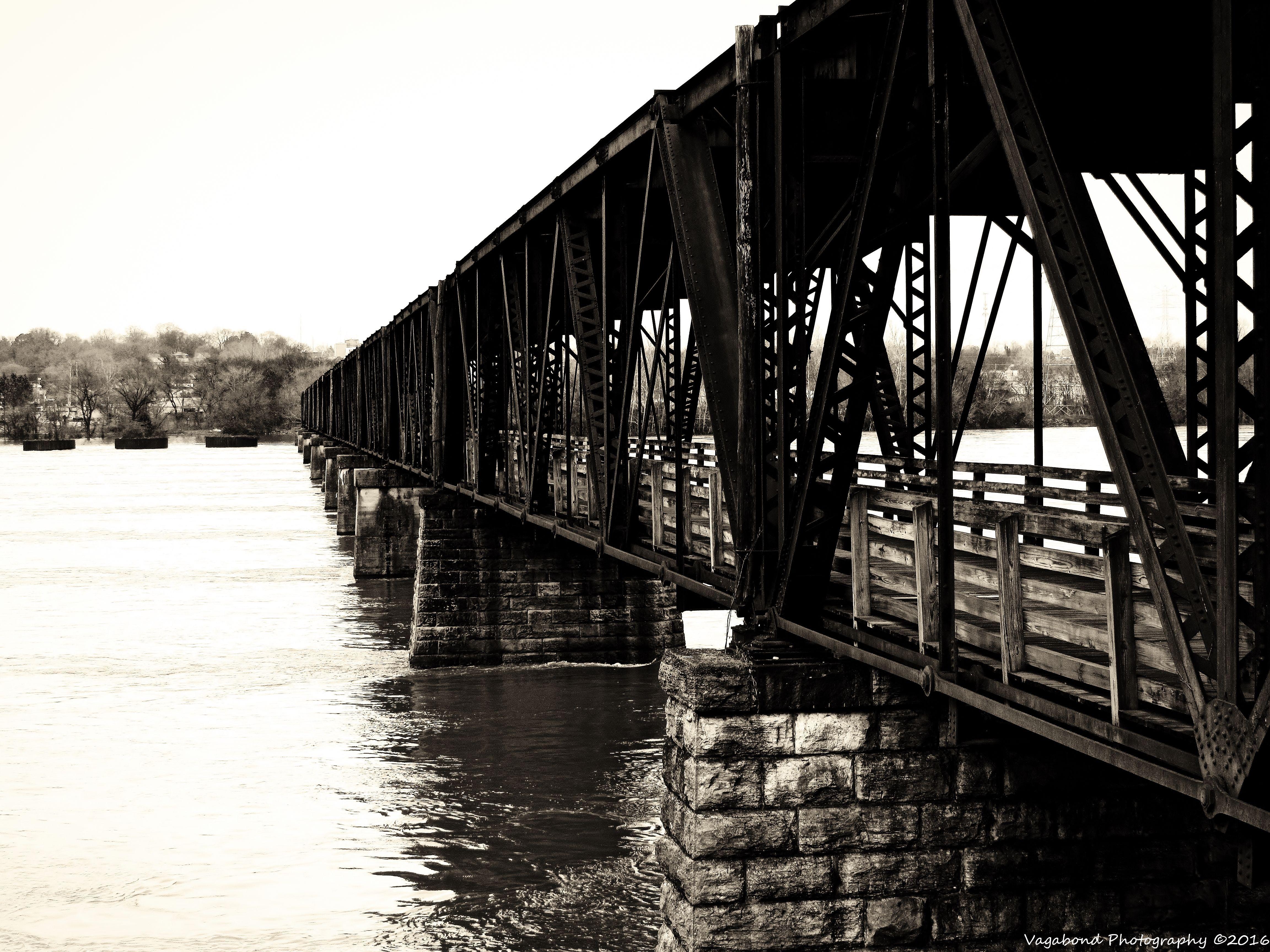 Florence alabama swinging bridge