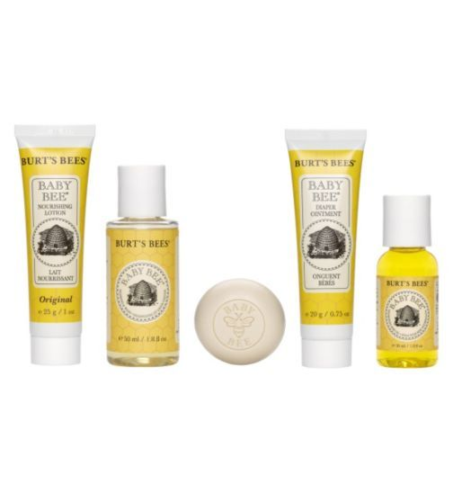 Burts Bees Baby Bee Getting Started Kit Boots Baby