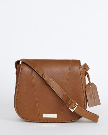 c6df8c162c19 tan Paul Costelloe Living Studio Maisie Cross-Body Bag