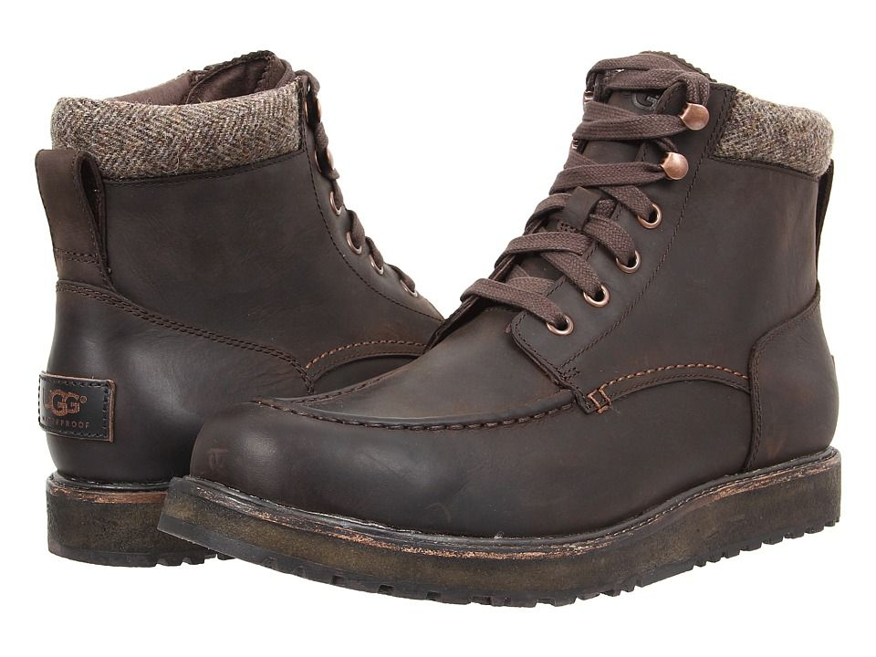 Reasonable Price Mens Casual Shoes - UGG Merrick Black Leather