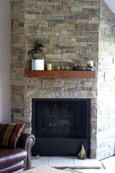 Ledgestone Fireplace Google Search Stone Veneer Fireplace Fireplace Pictures Stone Fireplace Wall