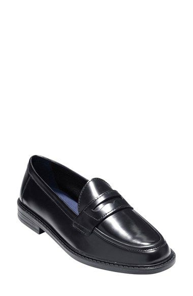 Cole Haan 'Pinch Campus' Penny Loafer (Women) available at #Nordstrom