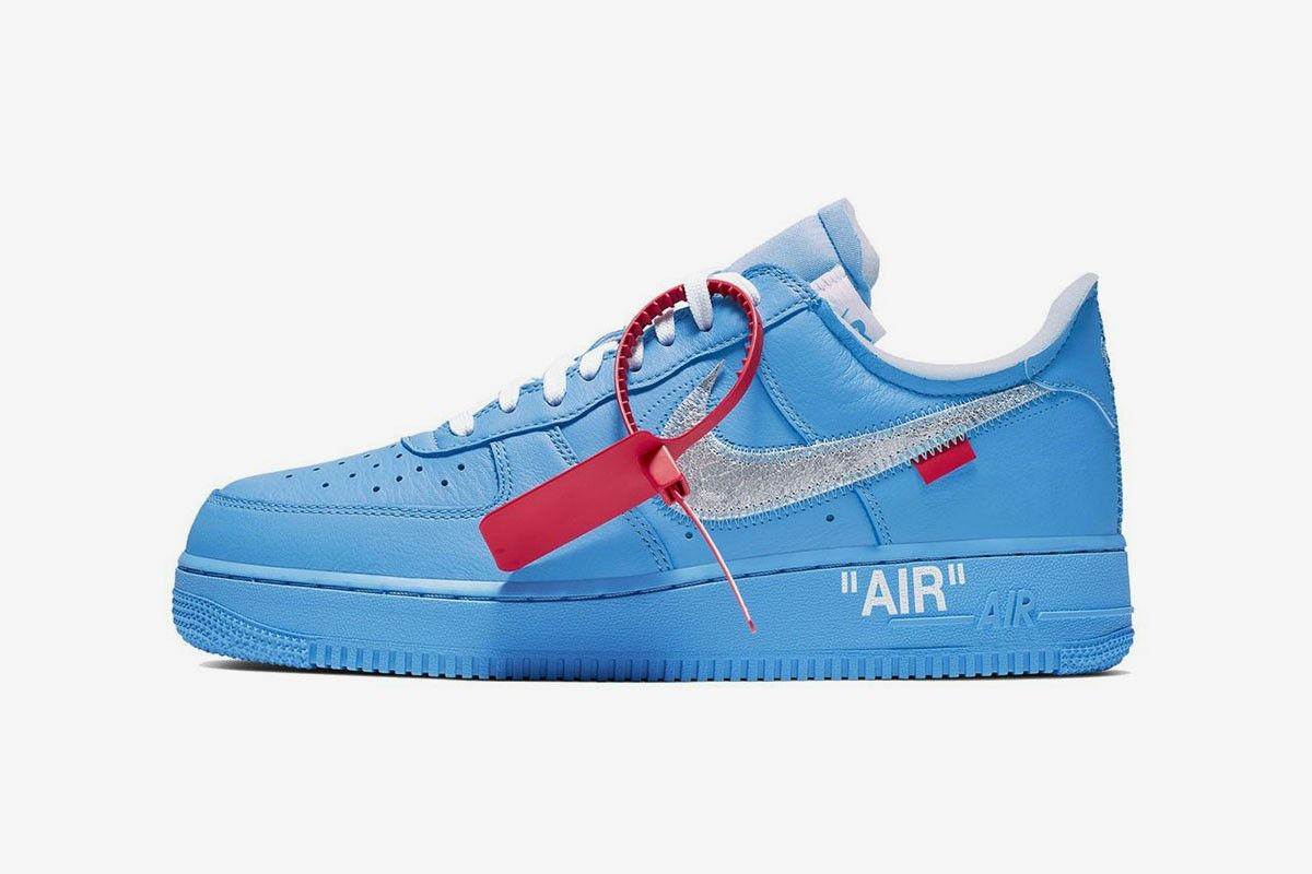 Off White X Nike Air Force 1 Mca Chicago Official Release Info Nike Air Force White Nikes Nike Air