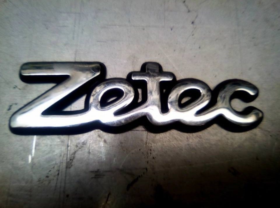 Ford Fiesta Focus Mondeo Zetec Badge Emblem Ford Fiesta Emblems Car Badges