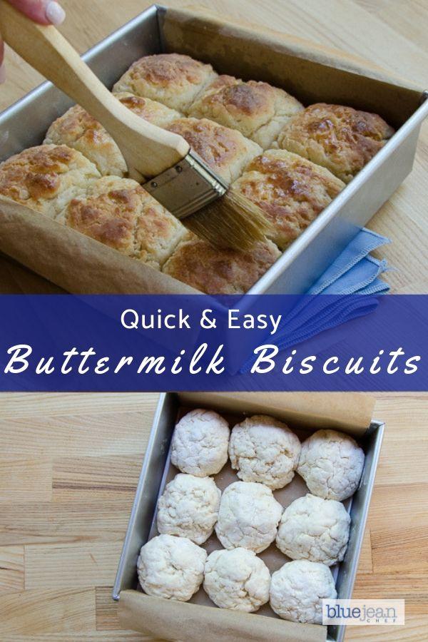 Buttermilk Biscuits Blue Jean Chef Meredith Laurence Recipe Homemade Biscuits Buttermilk Recipes Buttermilk Biscuits