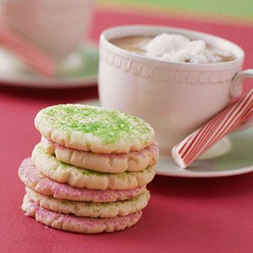 Galletas tradicionales de azúcar