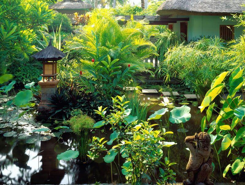 Villa Bebek, Mertasari, Sanur, Bali | Small tropical ...