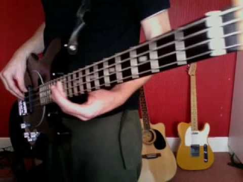 Cannonball Bass line from the Breeders. Really fun bass line to learn from Kim Deal from the Pixies. ★ TONS of free Bass lessons: http://www.Learnbass.net ht...