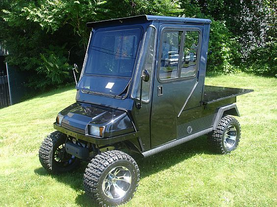 1999 Club Car Custom Golf Carts For Sale in Albany, NY A00164   Want Clified Ads For Golf Carts on