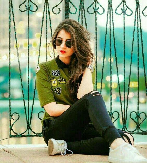 Stylish Pic Girl Attitude Stylish Girl Images Stylish