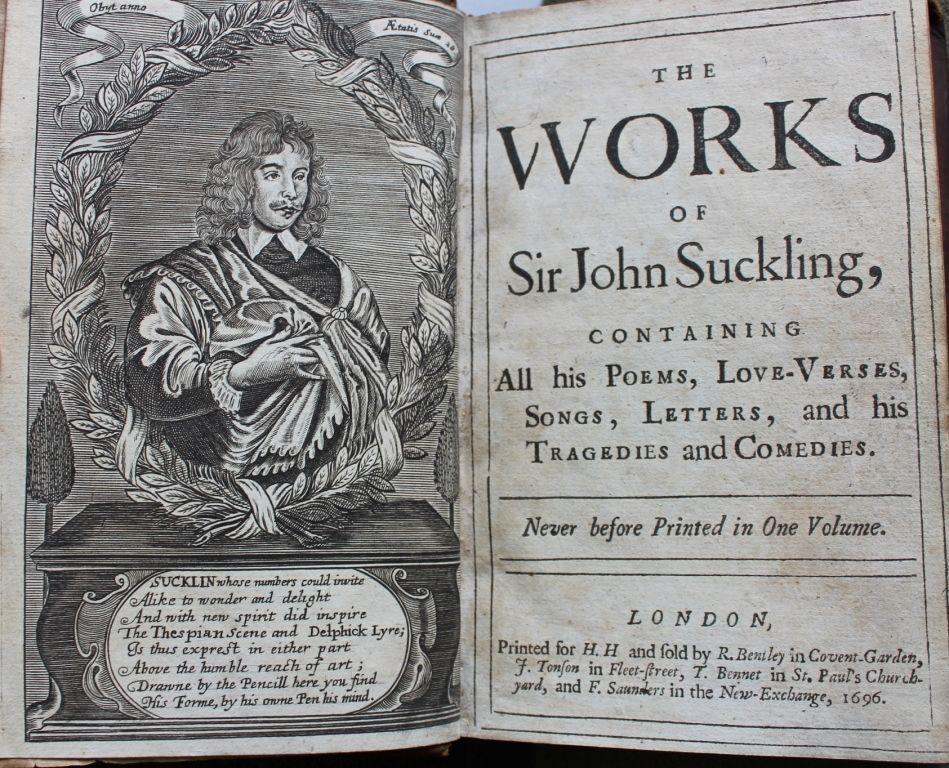 John Suckling Spel