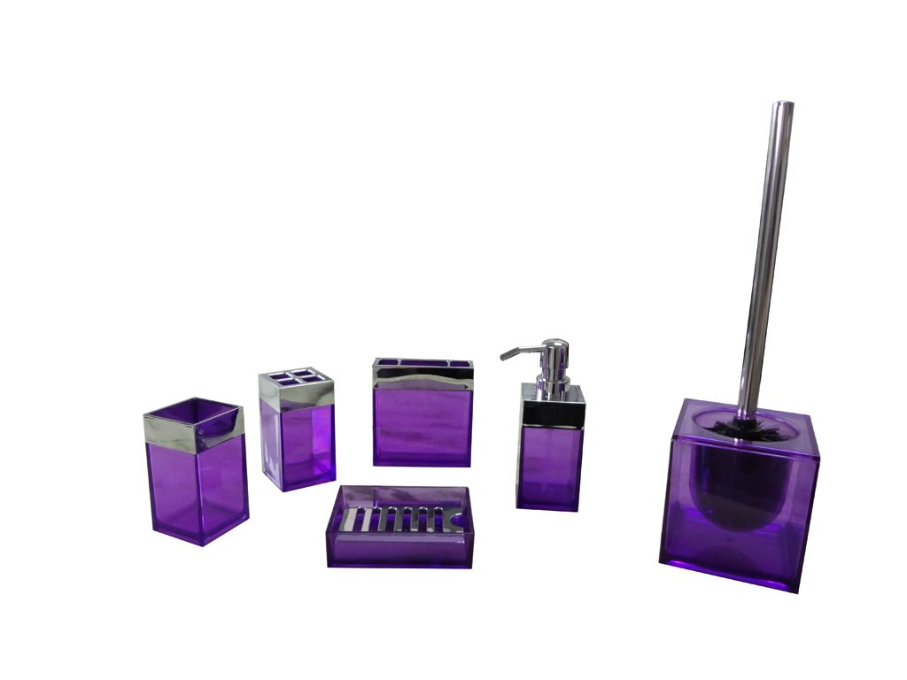 Bath Accessory Sets Purple   Are You Really Trying To Find Uncomplicated  Toilet Notions That Can Create A Big Difference In