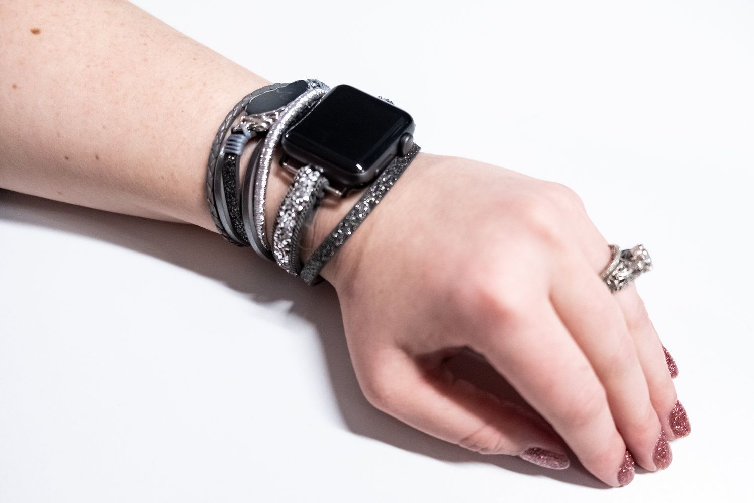Make Your Own Apple Watch Band Apple watch bands, Watch