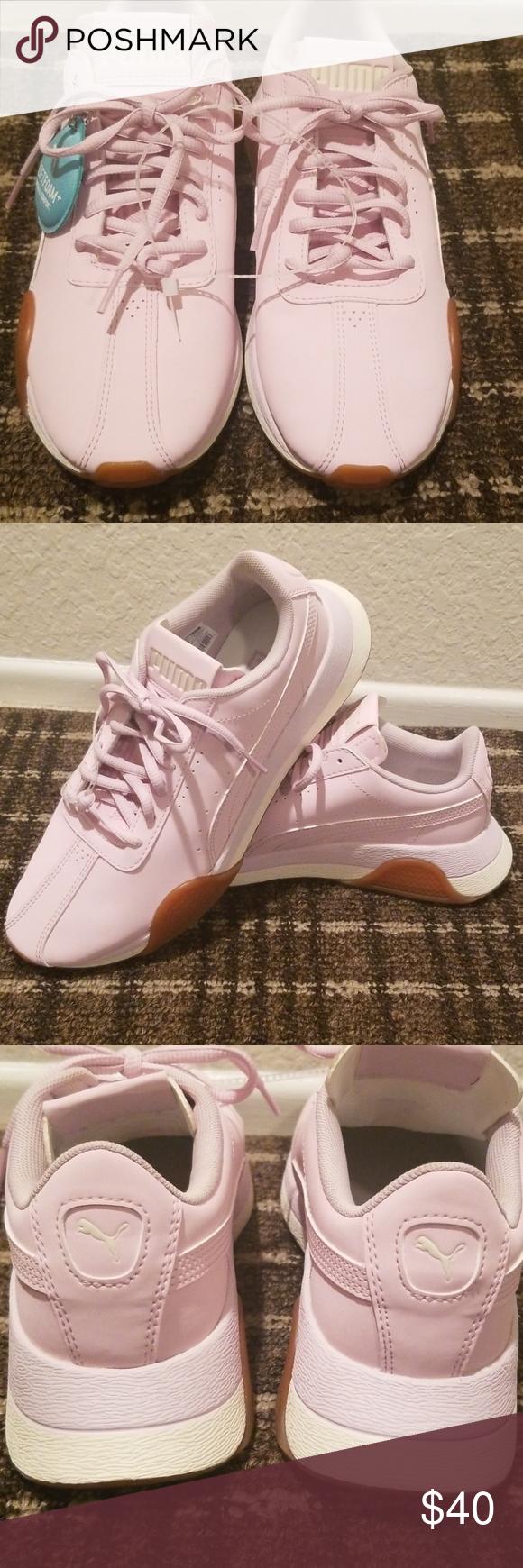 Puma Pink Soft foam Sneakers - NWOT