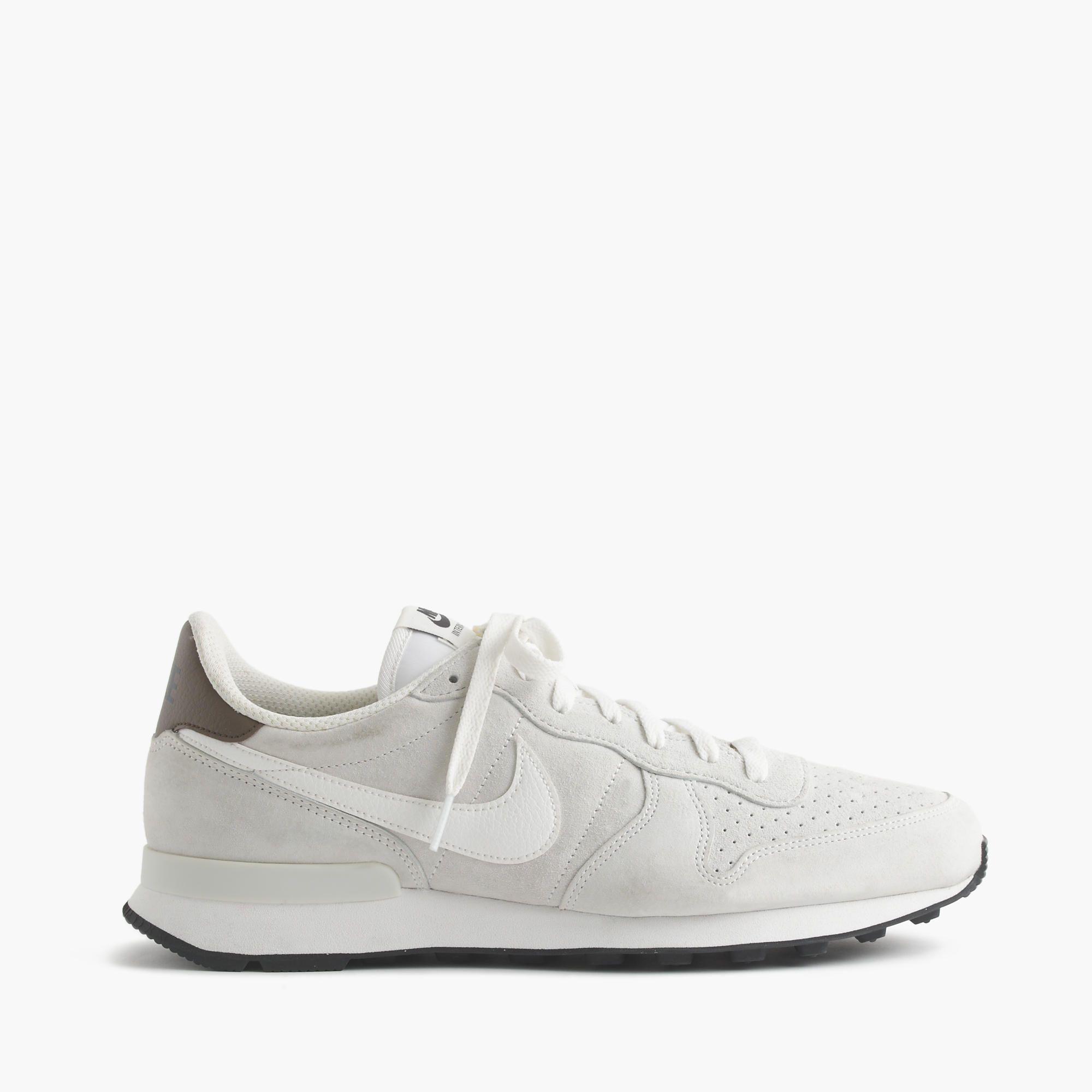mens nike internationalist premium sneakers