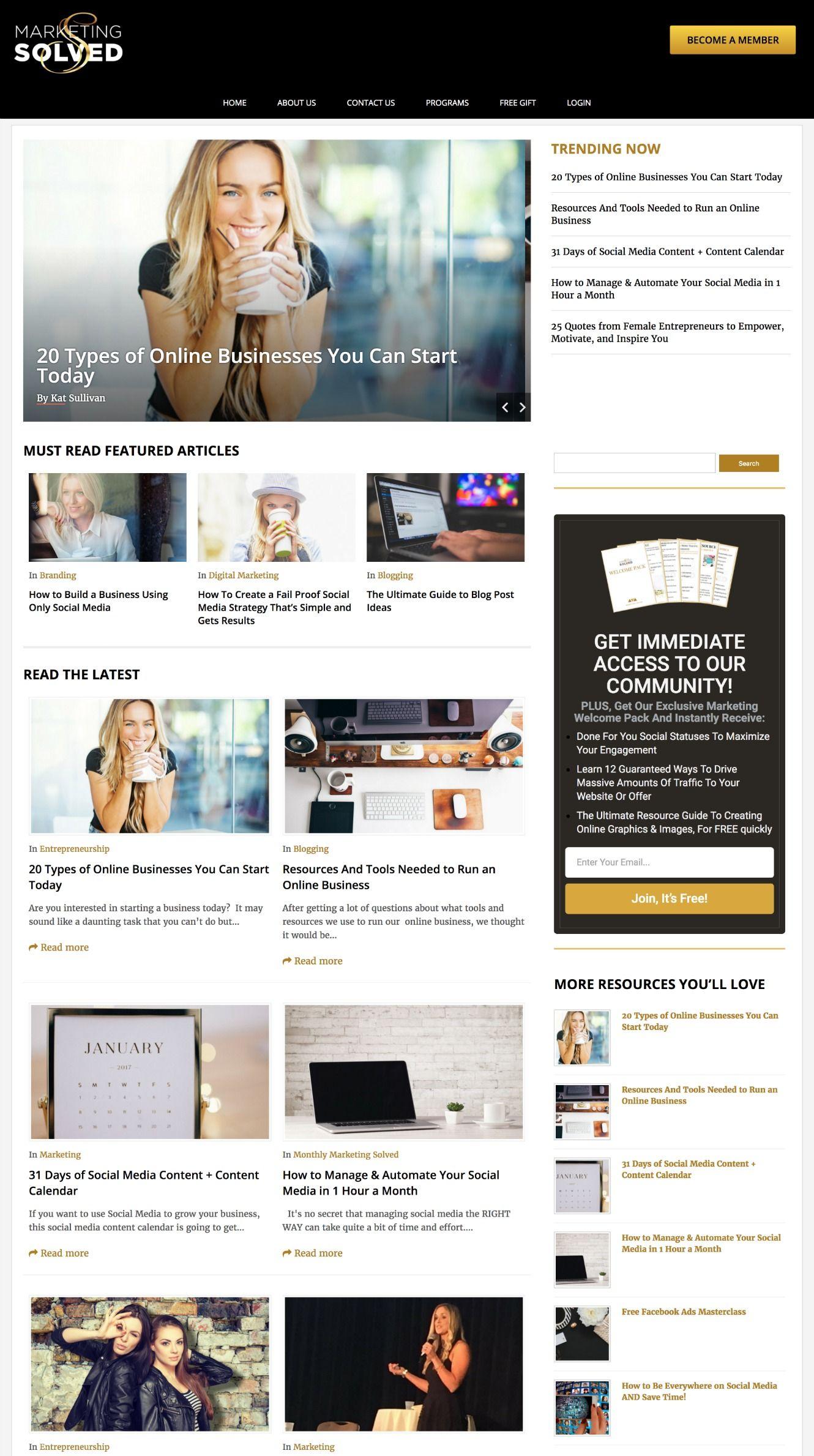 entrepreneur online magazine
