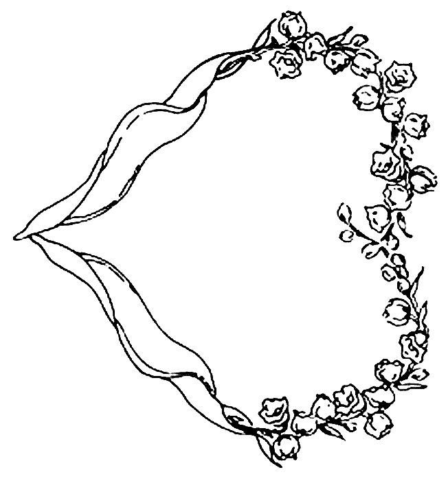 lily of the valley coloring page 13 wallpaper kevad ja