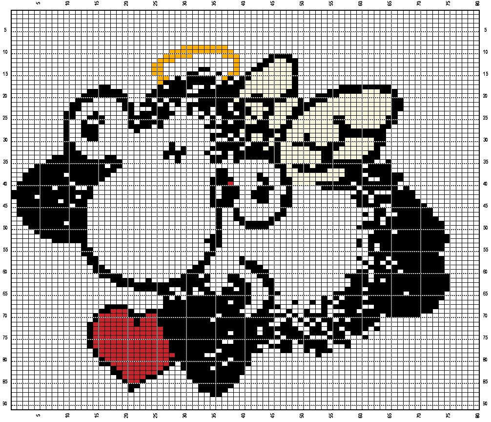 Sheepworld 80x91 verschiedenes h keln h keln ideen und sheepworld - Vorlagen kreuzstich ...
