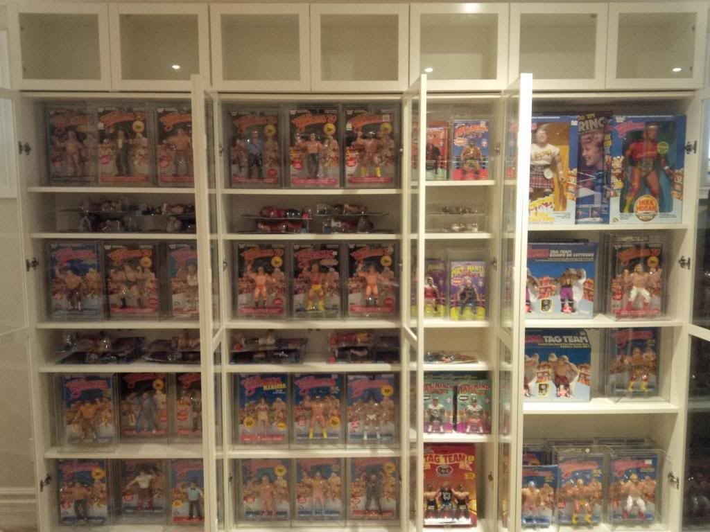 IKEA Cabinet For LJN And Remco Display | Wrestlingfigs.com WWE Figure Forums