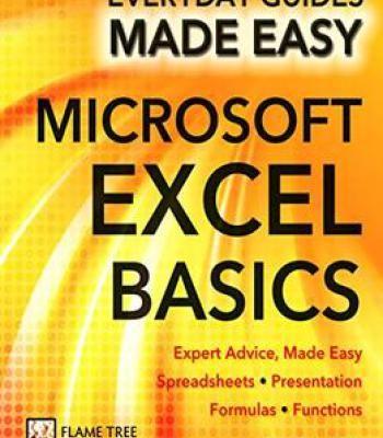 Microsoft Excel Basics Expert Advice Made Easy PDF Software