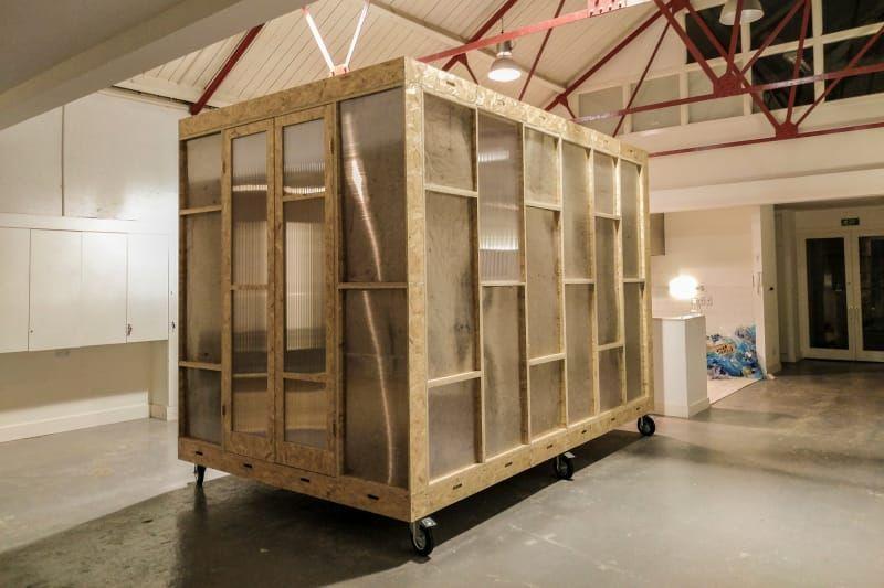 Shed Project in London Schuppen design, Schuppen ideen