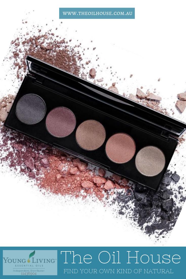 Mineral Eyeshadow Minerals makeup, Natural mineral