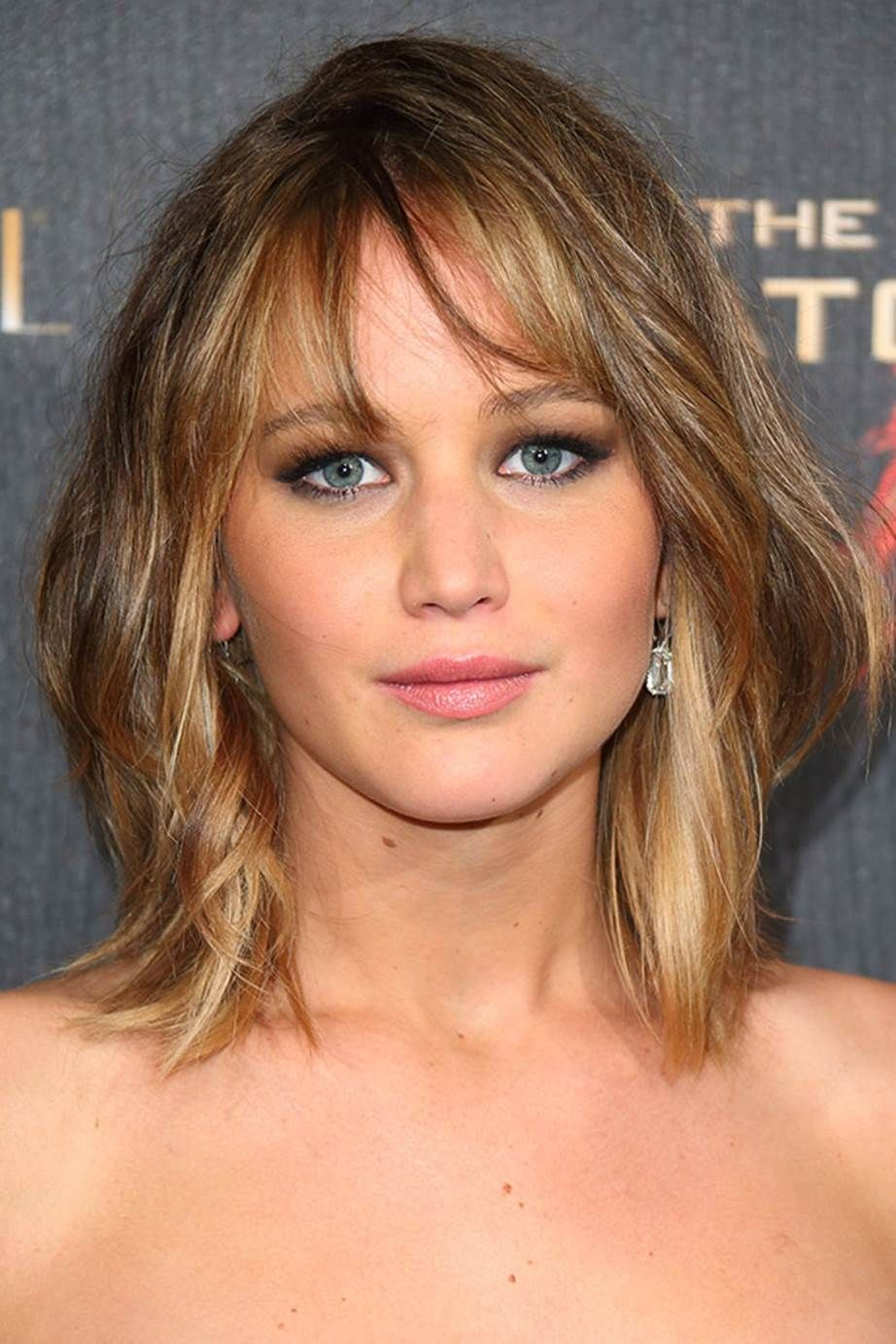 Expert guide for short hair jennifer lawrence pinterest