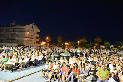 Cerimonia di apertura per il Campionato Italiano Giovanile di Scacchi