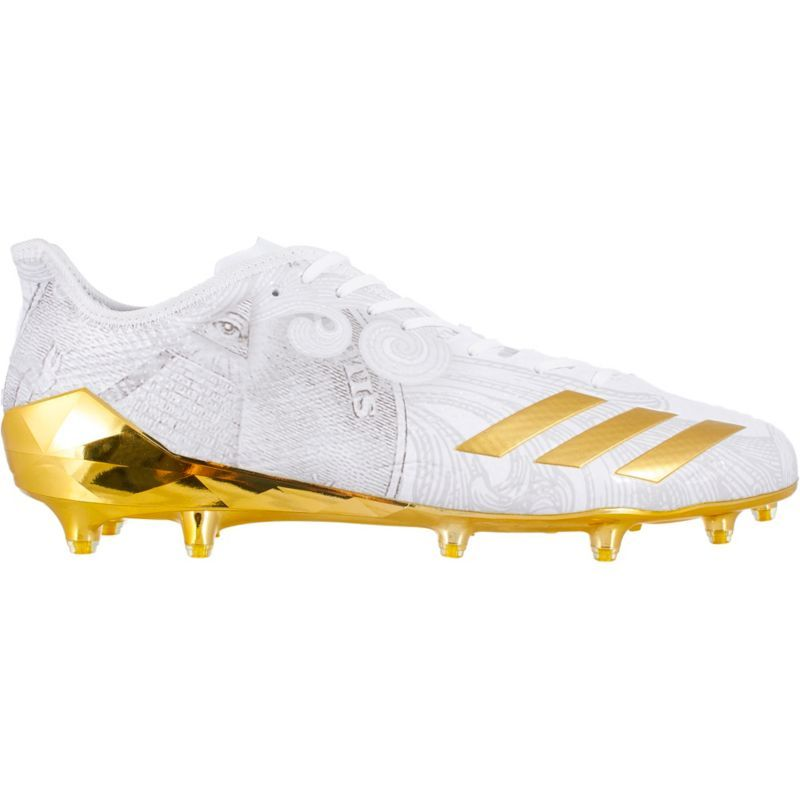 watch a5dee e7294 adidas Mens adizero 5-Star 6.0 Money Football Cleats