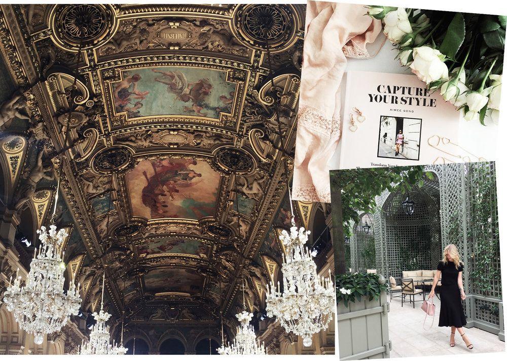 Blog — Paris in Four Months