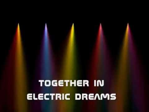 Together In Electric Dreams Philip Oakey And Giorgio Moroder